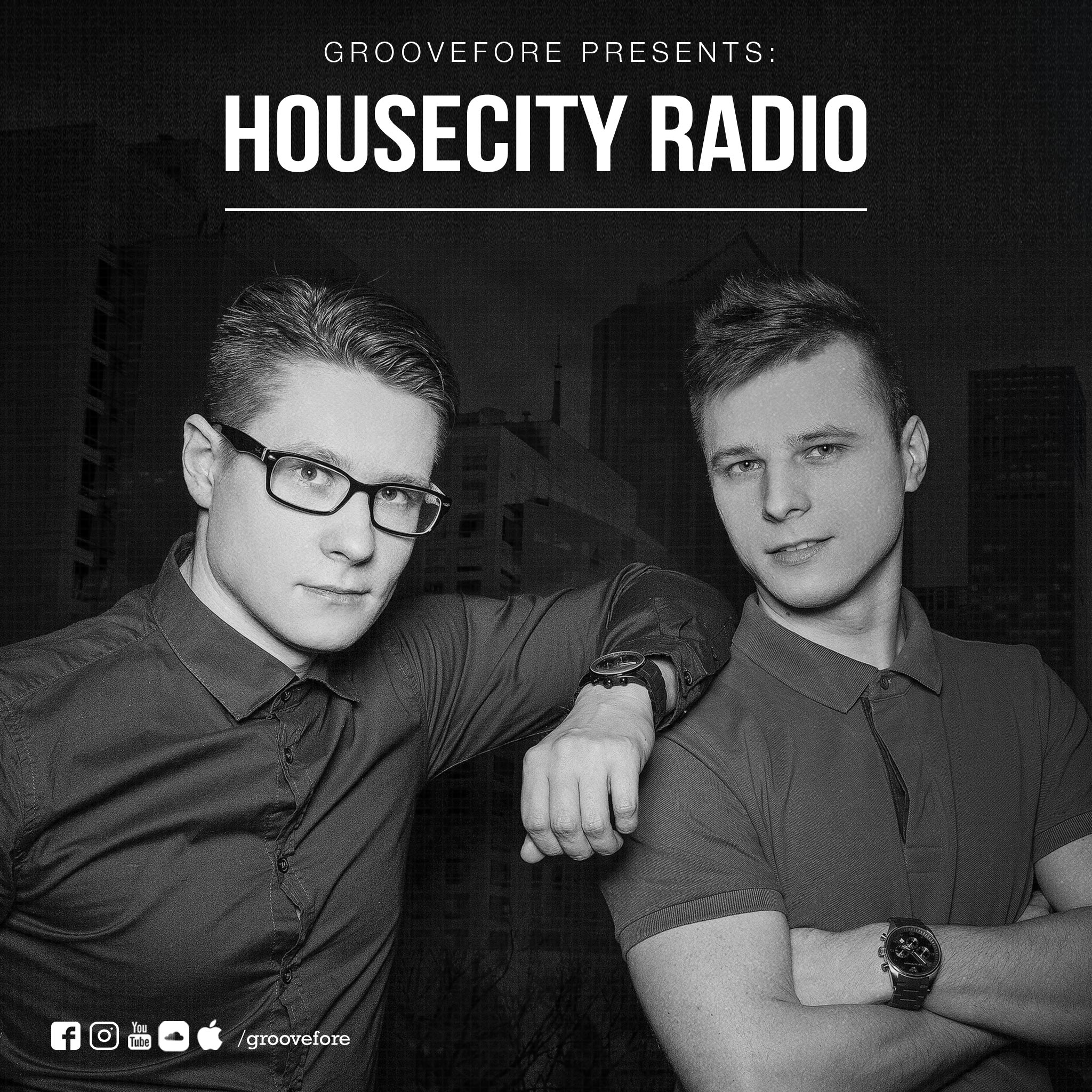 Groovefore presents Housecity Radio