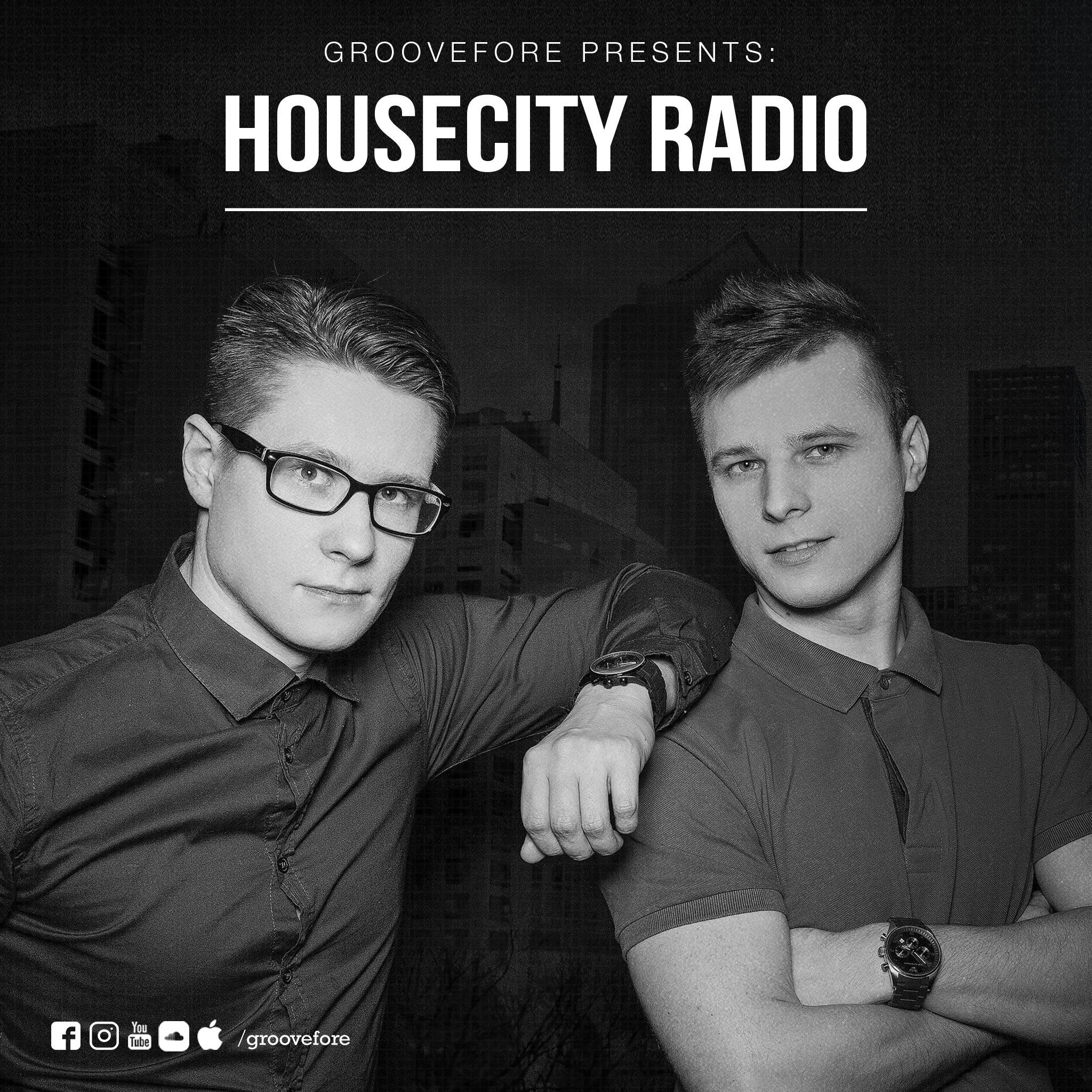 Groovefore presents Housecity Radio